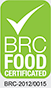 Sello BRC Food