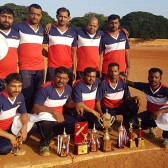 ISTF gets second place in the Gherkins Cricket Premier League